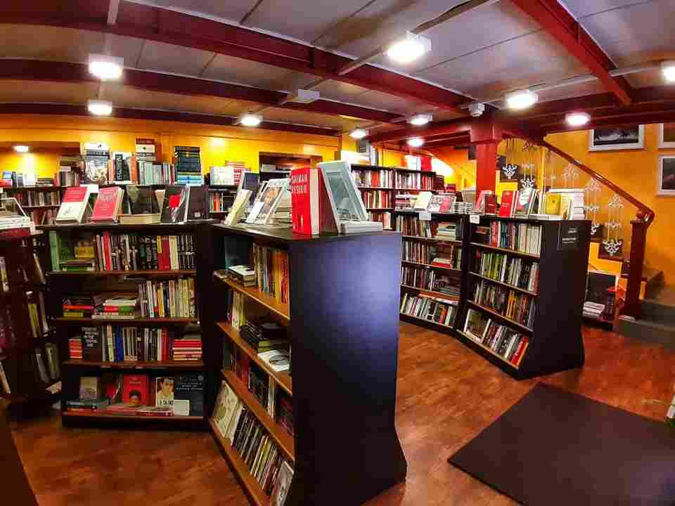 Trilogy Library and Bookstore